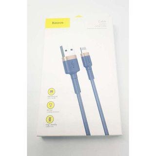 Cable usb de carga datos para iphone Lightning 2m