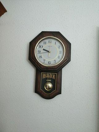 Bonito reloj de pared!!