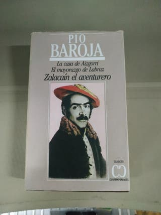Pio Baroja. Clásicos Contemporáneos. 3 Novelas