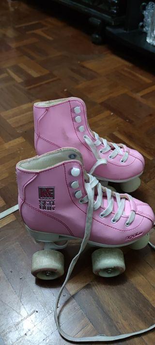 patines Roller artístico talla 30