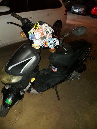 moto keeway hurricane