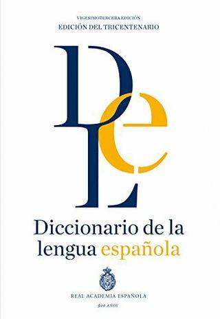 Diccionario RAE Vigesimotercera edición