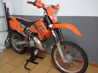 KTM exc 125cc
