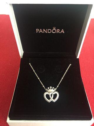 Collar Pandora Original,Plata 925