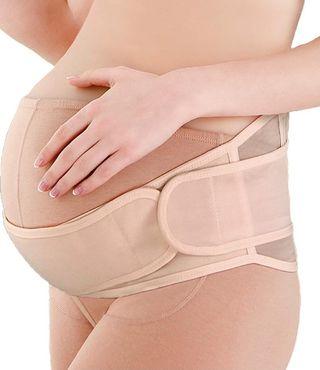 Cinturón/ faja embarazo y postparto