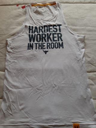 Camiseta Under Armour Project Rock