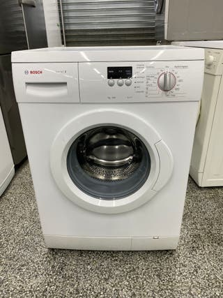 lavadora bosch 7kg A+++ grantia transporte gratis