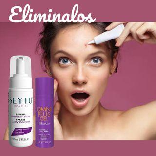 kit para combatir el acné
