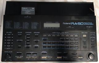 Roland RA-50 Realtime Arranger