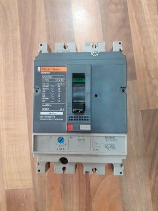Interruptor automatico 160A