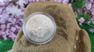 dólar de plata liberty