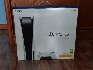 Se vende PlayStation 5 edición Blu Ray
