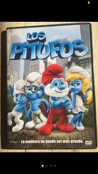 Colección de 7 películas dvd's infantiles