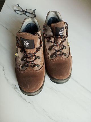 zapatos de monte