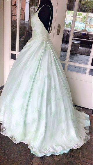 Vestido novia/ gala