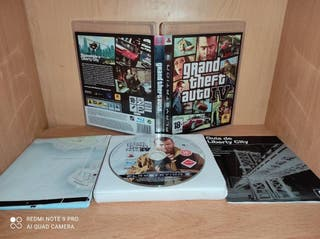 Grand theft auto IV (2007) playstation 3