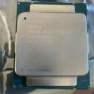 Intel Xeon E5 2620 v3 6 núcleos/12 hilos 2011-3