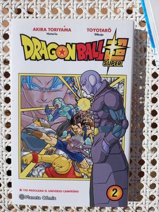 Libro Dragon Ball 2