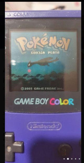 juegos POKEMON game boy