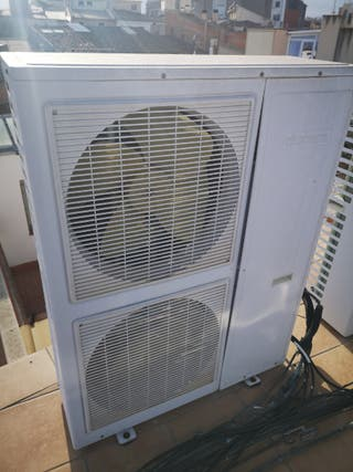 aire acondicionado inverter CON-86 DUCASA conducto