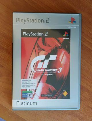 Gran Turismo 3 (PS2)