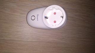 enchufe inteligente SONOFF S26 wifi