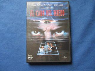 DVD - EL CABO DEL MIEDO