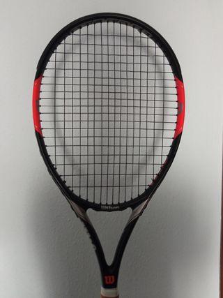 Raqueta tenis Wilson Federer
