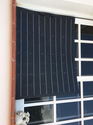 Placa solar Caravana/Furgona