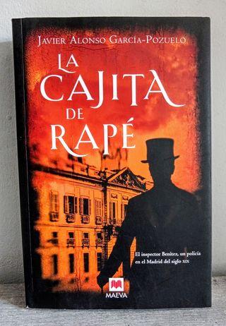 La cajita de Rapé. Javier Alonso García-Pozuelo.