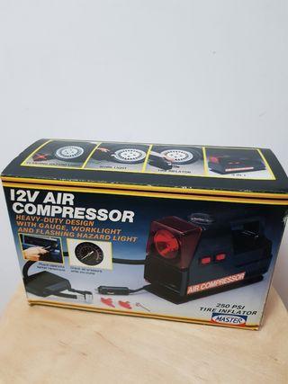Master Compresor de aire 12v 250psi