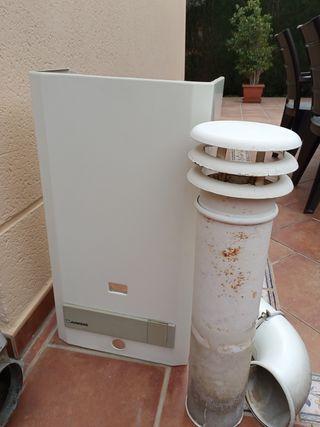Calentador Junkers gas natural