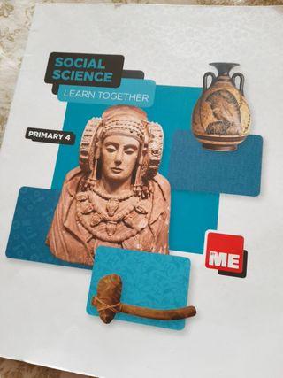 Libro social science 4 primary editorial by me