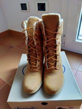 zapatos botín Timberland
