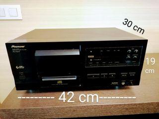 Reproductor de música Pioneer CD 25
