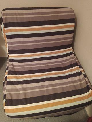 sofá cama de ikea