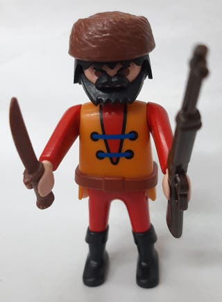 Trampero cazador oeste Playmobil *2