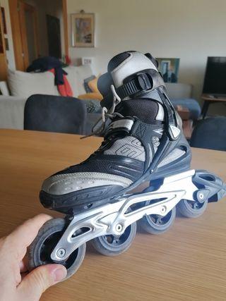 patines en línea Rollerblade del Nº39