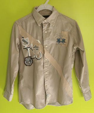 camisa de niño original de La Martina