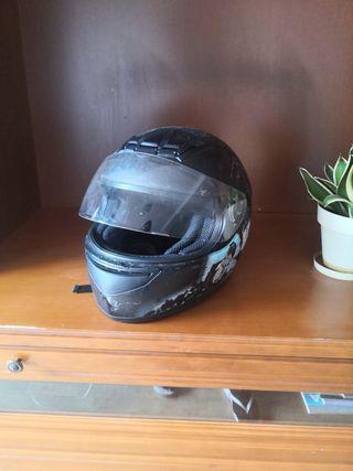 casco unisex talla M