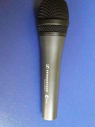 Micrófono Sennheiser e840