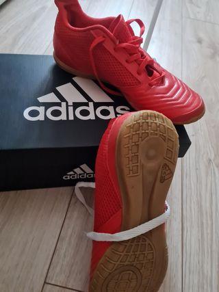 botas fútbol sala