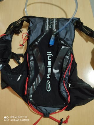 Mochila trail Kalenji backpack 14L