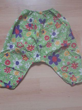 pantalones verano 3 a 4 años