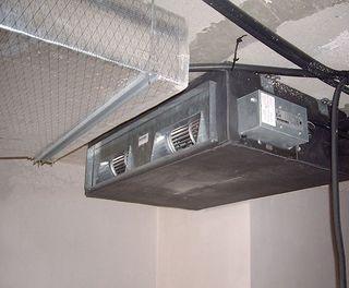 climatizacion aire acondicionado conductos
