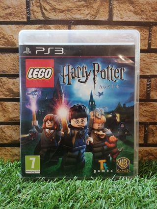 Lego Harry Potter Ps3