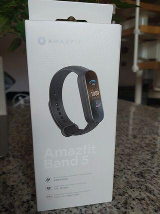 SmartBand Amazfit Band 5 precintada