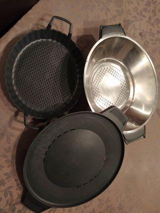 Thermomix TM 21 y accesorios