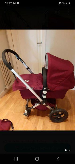 Bugaboo + Maxicosi silla coche