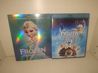 Slipcover Frozen